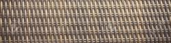Ready Stock Weaving 33690162 synthetic rattan texture weaving as used on outdoor garden furniture stock photo